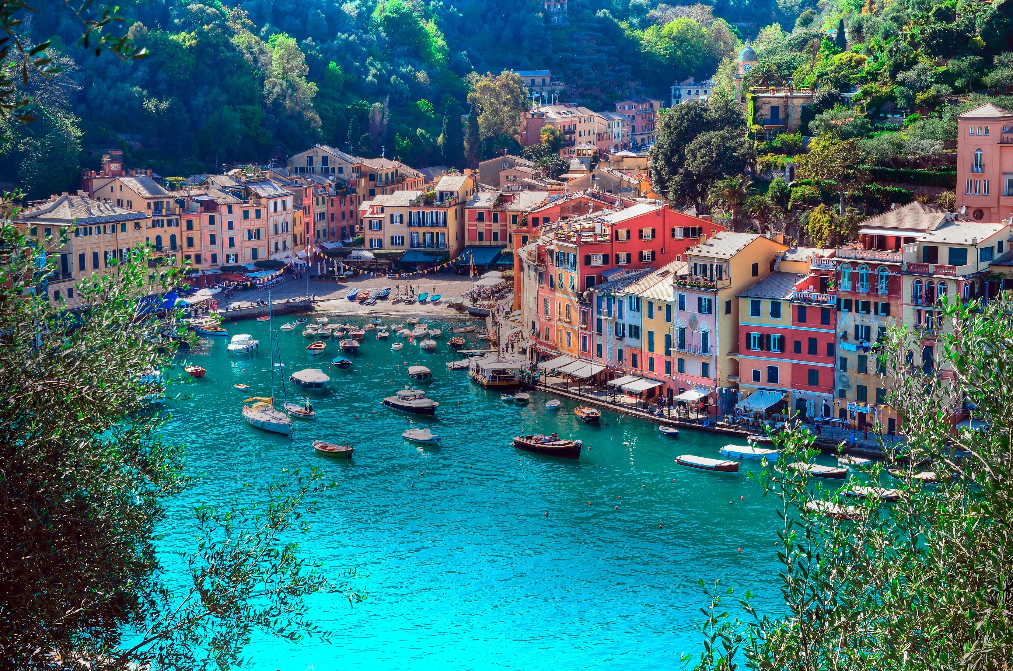 Agriturismi in Liguria