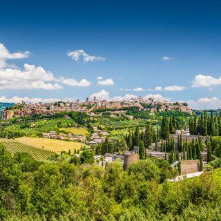 Agriturismi in Umbria